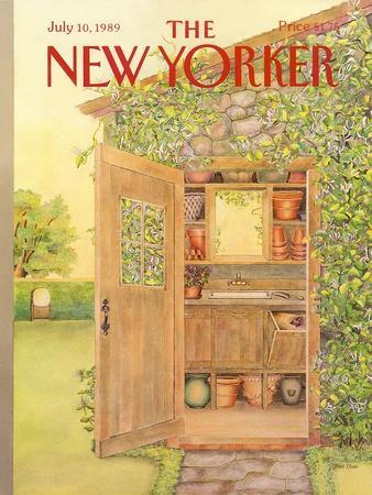 The New Yorker Cover - July 10, 1989