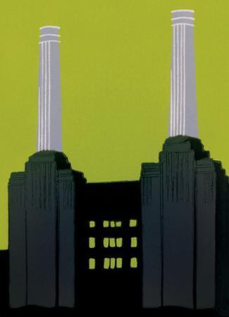 Battersea Power Station by Jennie Ing