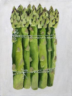 Asparagus, 2013 by Jennifer Abbott