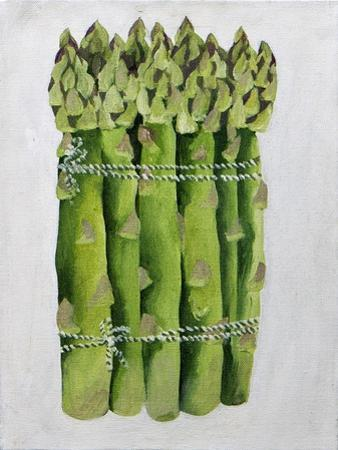 Asparagus, 2013 by Jennifer Abbott