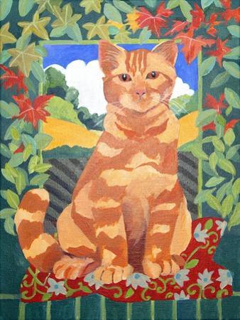 Cat, 2014 by Jennifer Abbott