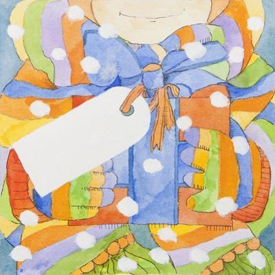 Christmas parcel by Jennifer Abbott