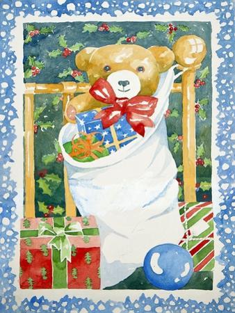 Christmas Stocking, 2011 by Jennifer Abbott