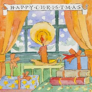 Christmas Window by Jennifer Abbott