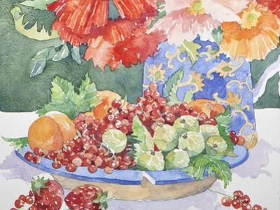 Fruit on a Plate, 2014 by Jennifer Abbott