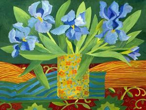 Iris, 2014 by Jennifer Abbott