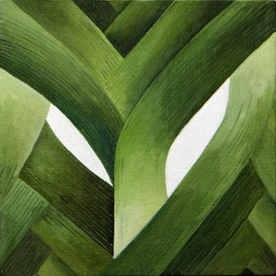 Leeks, 2013 by Jennifer Abbott