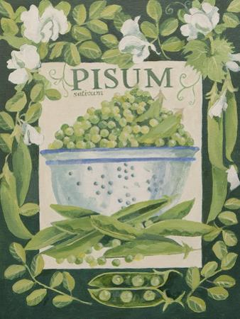 Pisum, Peas by Jennifer Abbott