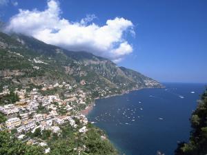 Positano, Italy by Jennifer Broadus