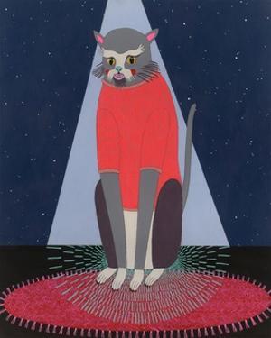 Levitation by Jennifer Davis
