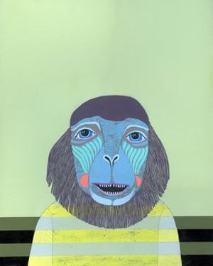 Monkey by Jennifer Davis