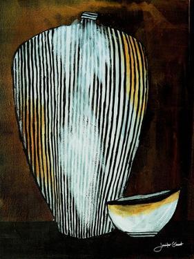 African Vessel I by Jennifer Garant