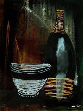 African Vessel II by Jennifer Garant