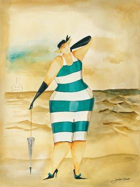 Baigneur du Soleil I by Jennifer Garant