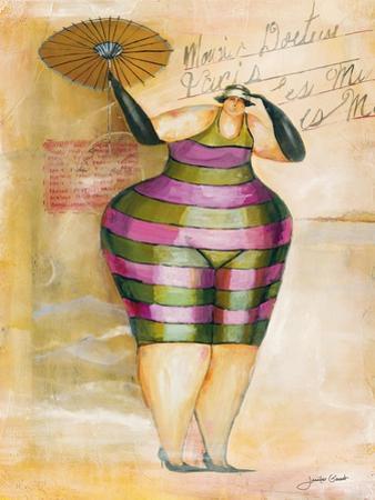 Baigneur du Soleil III by Jennifer Garant