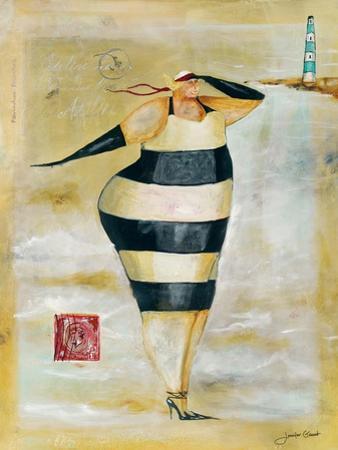 Baigneur du Soleil IV by Jennifer Garant
