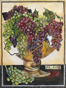 Bowl of Grapes by Jennifer Garant