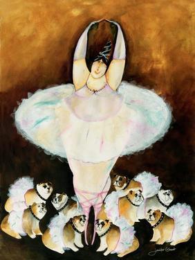 Bullerina by Jennifer Garant