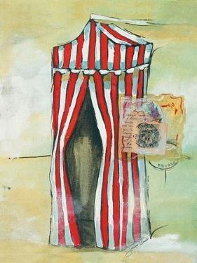Cabana II by Jennifer Garant