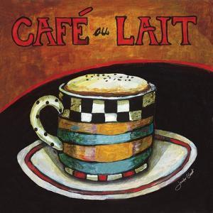 Cafe Au Lait by Jennifer Garant