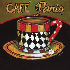 Cafe Paris by Jennifer Garant