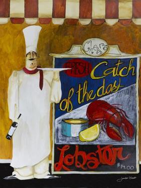 Catch of the Day by Jennifer Garant