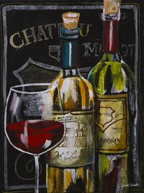 Chateau Vinyard by Jennifer Garant