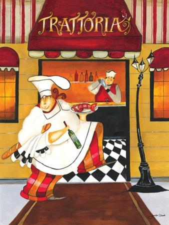 Chef at Trattoria by Jennifer Garant