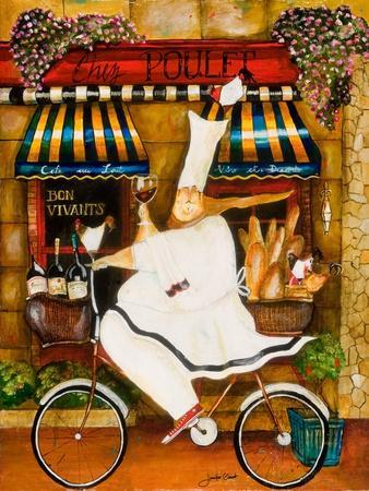 Chef in Paris
