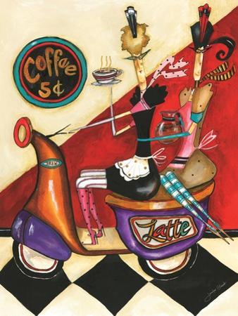 Coffee 5 Cents by Jennifer Garant