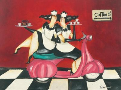 Coffee Delivery by Jennifer Garant