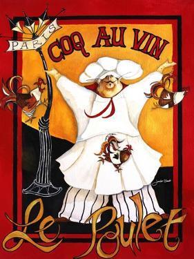 Coq Au Vin by Jennifer Garant