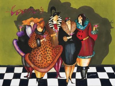 Cosmo Ladies by Jennifer Garant
