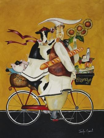 Cow Chef by Jennifer Garant