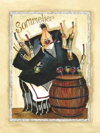 Days of Wine I by Jennifer Garant