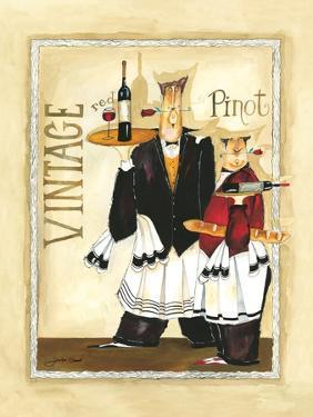 Days of Wine III by Jennifer Garant