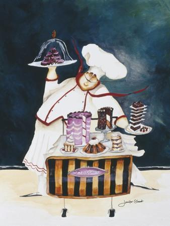 Dessert Chef by Jennifer Garant