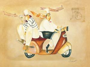 Destination France by Jennifer Garant
