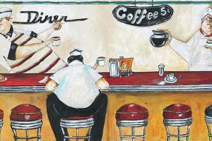 Flo's Diner by Jennifer Garant