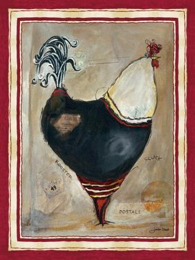 French Rooster I by Jennifer Garant
