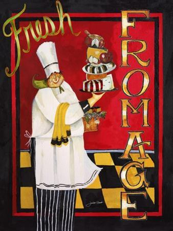 Fromage by Jennifer Garant