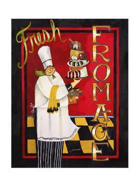 Fromage by Jennifer Garant