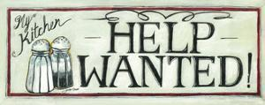 Help Wanted by Jennifer Garant