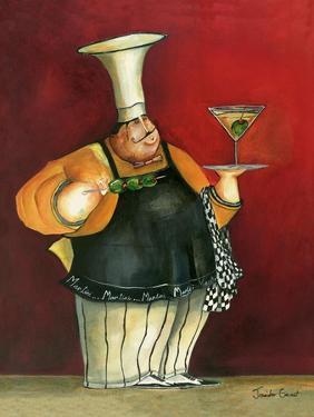 Jumbo Martini by Jennifer Garant