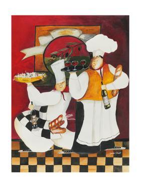Pasta Time by Jennifer Garant