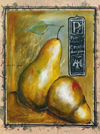 Pears by Jennifer Garant