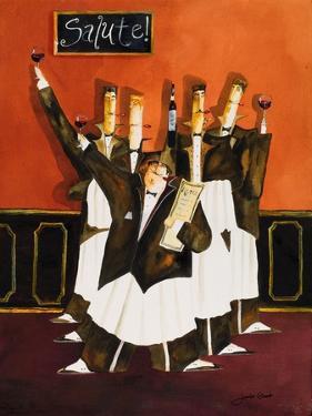 Salute by Jennifer Garant