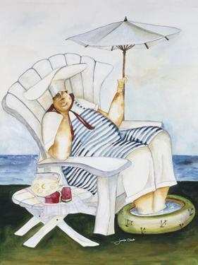 Seaside Chef by Jennifer Garant