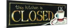 This Kitchen Is Closed by Jennifer Garant