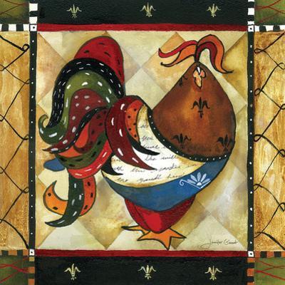 Tuscan Rooster I by Jennifer Garant